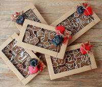 Коробки для макарун, печенья, зефира, конфет