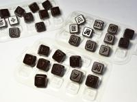 Пластиковые формы для конфет