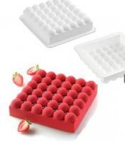 Силиконовые формы для муссовых тортов