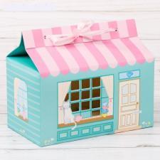 """Коробка для сладостей """"Домик"""""""