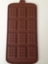 """Силиконовая форма """"Шоколадки"""""""