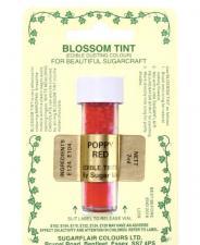 Цветочная пыльца Sugarflair Красный мак