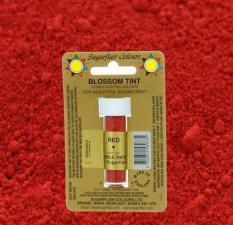 Цветочная пыльца Sugarflair Красная