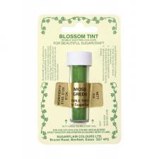 Цветочная пыльца Sugarflair Зеленый лишайник