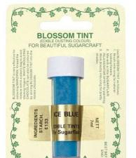Цветочная пыльца Sugarflair Голубой лед