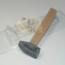 "Пластиковая форма ""Молоток"""