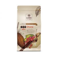 Молочный шоколад (Гана) GHANA CACAO BARRY
