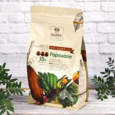 Молочный шоколад кувертюр Origine Papouasie 36%, Cacao Barry