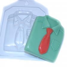 """Пластиковая форма """"Рубашка"""""""