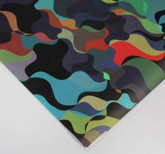 Бумага упаковочная, 70 х 100 см