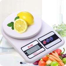 Кухонные пластиковые весы