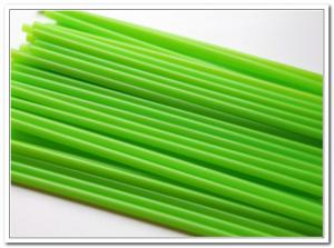 Палочки для кейкпопсов салатовые, 10 шт.