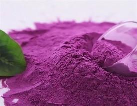 Батат  фиолетовый порошок, 30 гр