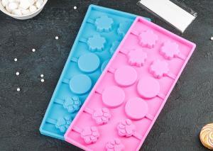 Форма для леденцов и мороженого, 12 ячеек, цвет МИКС