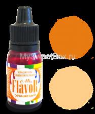 Краситель пищевой гелевый Mr Flavor оранжевый 10 гр
