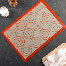 Коврик армированный для макаронс , 42×29,5 см