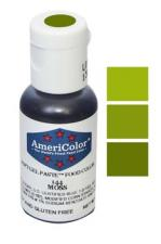 Гелевый краситель AmeriColor Moss (Мох)
