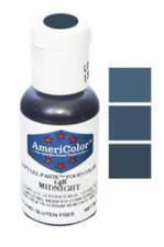 Гелевый краситель AmeriColor Midnight (Полночь)
